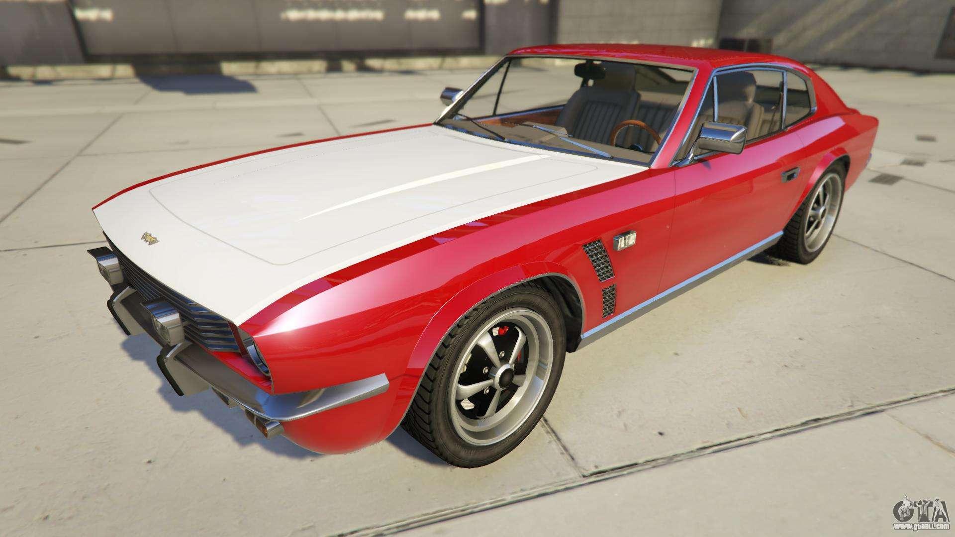 Dewbauchee Rapid GT Classic from GTA Online