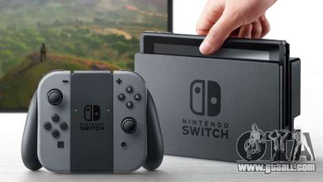 GTA 5 will come to Switch?
