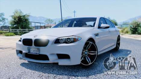 BMW M5 for GTA 5