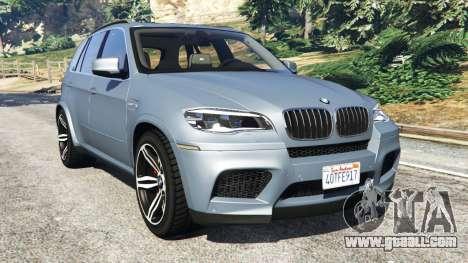 BMW X5 for GTA 5