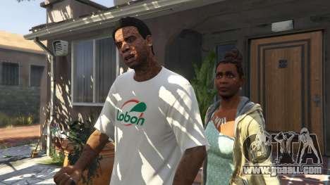 Lamar from GTA 5