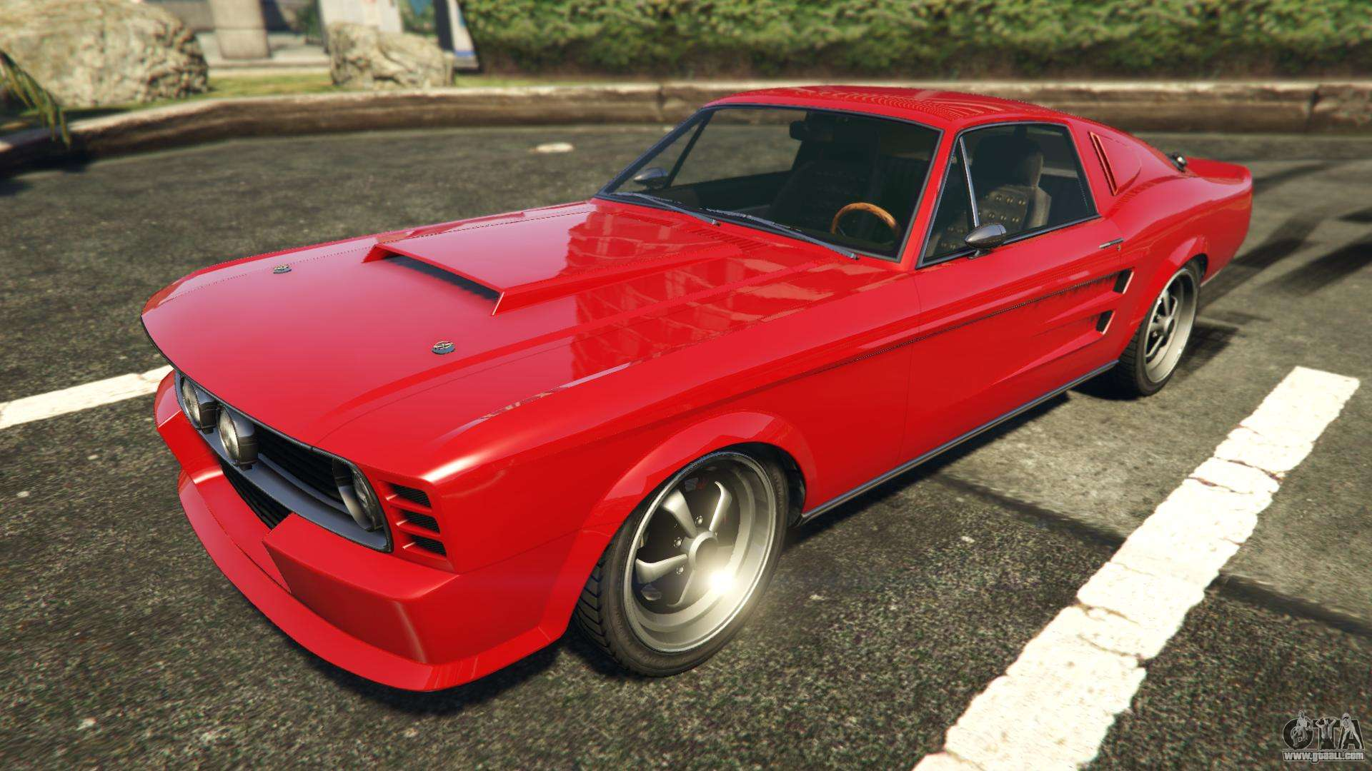 GTA Online Vapid Ellie