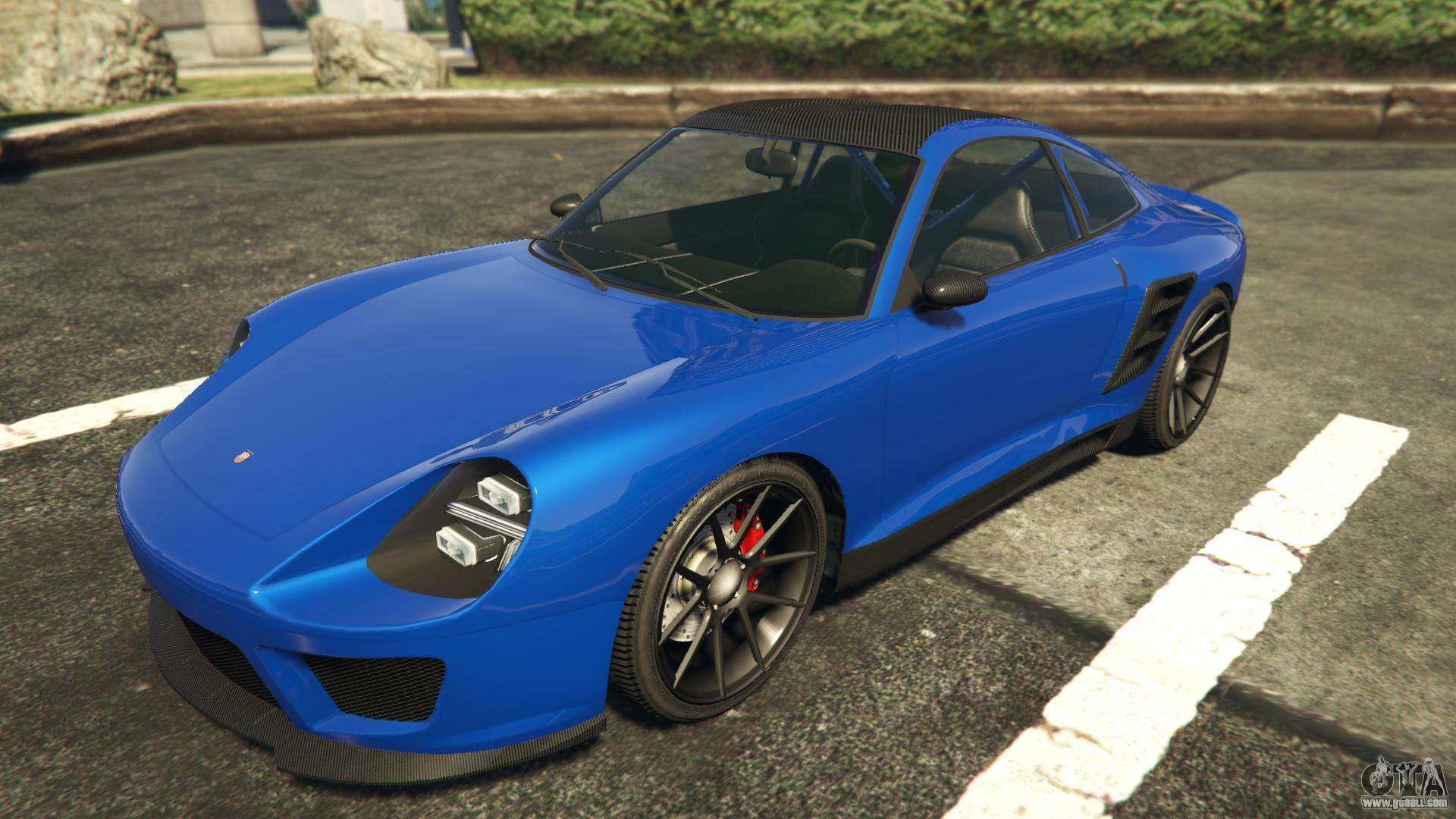 Pfister Comet SR In GTA 5 Online Where To Find And To Buy