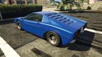 Ocelot Stromberg GTA 5 Online back view