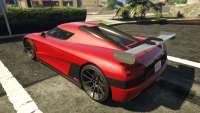 Overflod Entity XXR GTA 5 Online back view