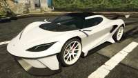 Overflod Tyrant GTA 5 Online front view