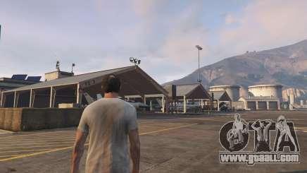 Army base in GTA 5