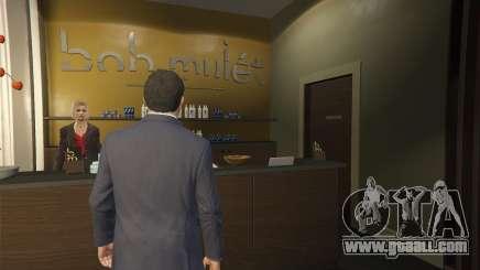 Barbershop in GTA 5 Online