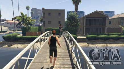 To pump stamina in GTA 5 online