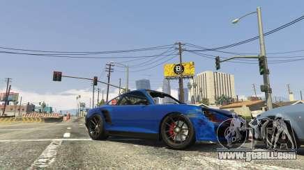 How to repair a car in GTA 5