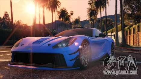Itali GTO in GTA Online