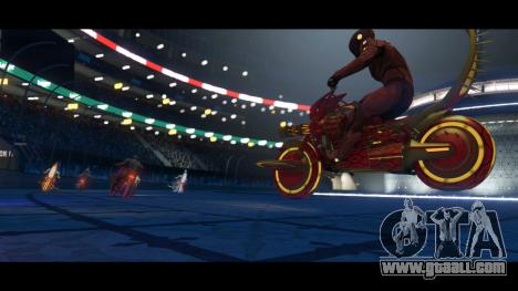 Crazy race in GTA Online