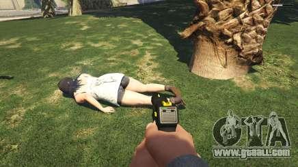 The Shocker in the game GTA