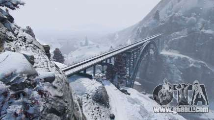 Winter in GTA 5