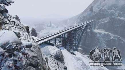 Winter in GTA 5