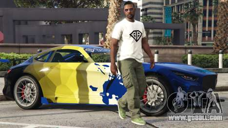 Gift t-shirt in GTA Online