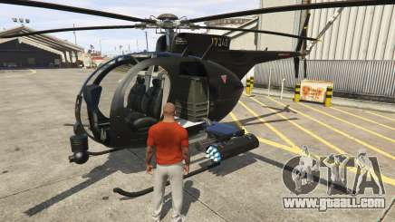 How to steal army gear in GTA 5