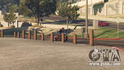 Bike race GTA 5