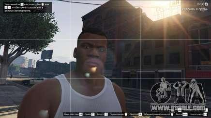 Selfies in GTA 5 Online