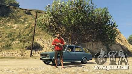 Russian crime in GTA 5