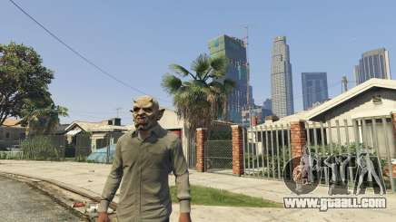 Mask in GTA 5