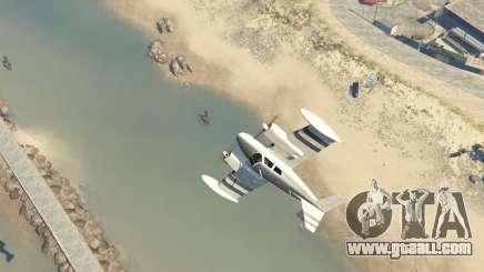 Pumping piloting in GTA 5