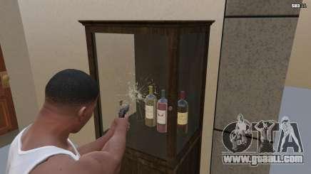 A hellish neighbor in GTA 5