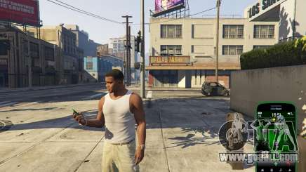 Why you need the iFruit app GTA 5 Online