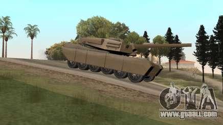 Tank in GTA San Andreas