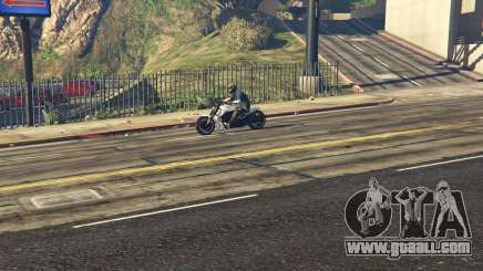 A motorcycle club in GTA 5 Online