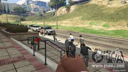 To kill in GTA Online