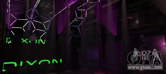 Dancing in GTA 5 online