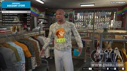 How to change clothes in GTA 5