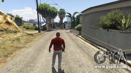 The game included FPS in GTA 5