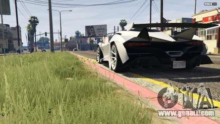 Racing in GTA 5