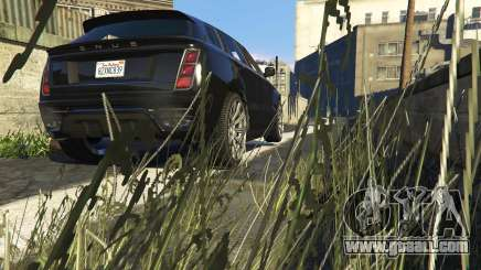 How to hide the car in GTA 5