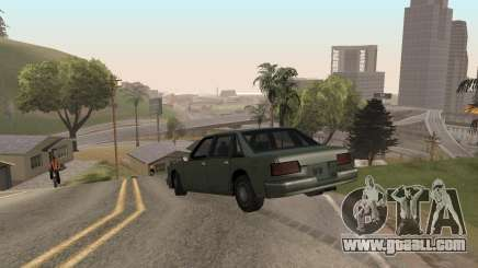 We pass each mission of GTA San Andreas