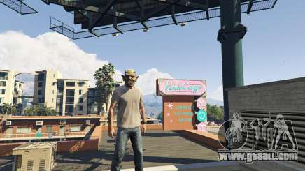 Mask from GTA 5