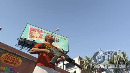 Discharge of weapons in GTA 5