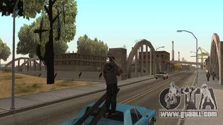 Missions in GTA SA
