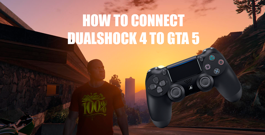 How to connect gamepad in GTA 5