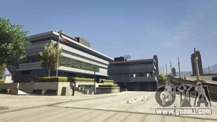 Confiscation of the vehicle in GTA 5