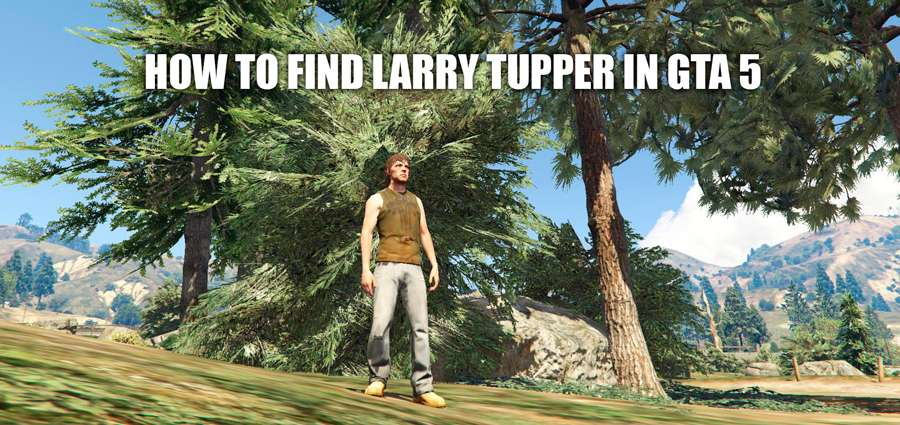 How to find Larry Tupper GTA 5