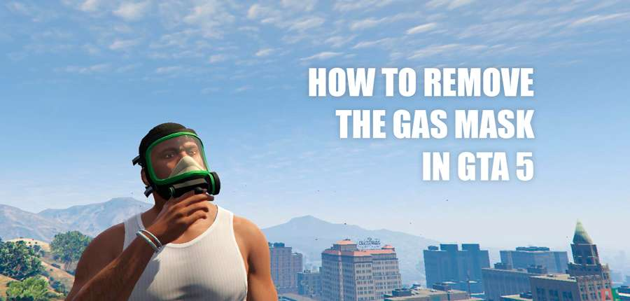 Ways to remove a mask in GTA 5