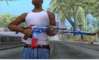 weapons for GTA 6