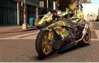 motorcycles for GTA 6