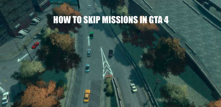 How to skip mission in GTA 4