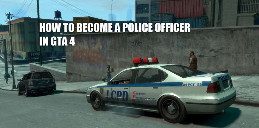 How to be a COP in GTA 4