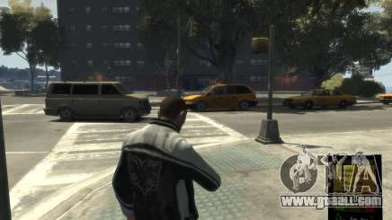 The cell phone in GTA 4