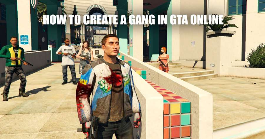 How to create a gang in GTA 5